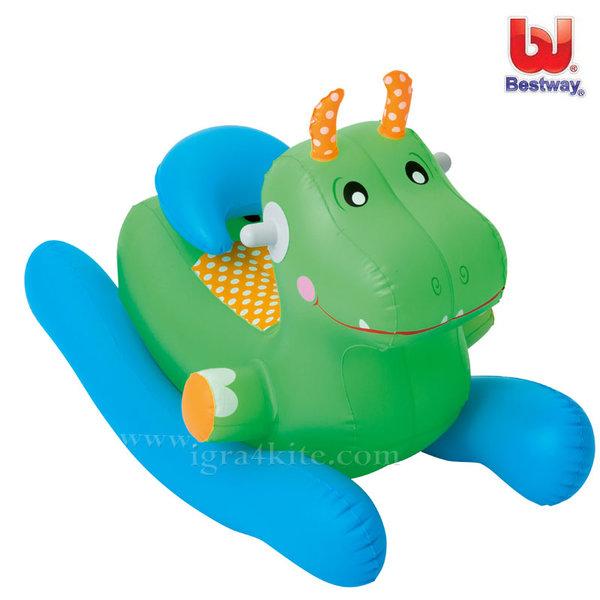 Bestway - Надуваема люлка Динозавър 52220