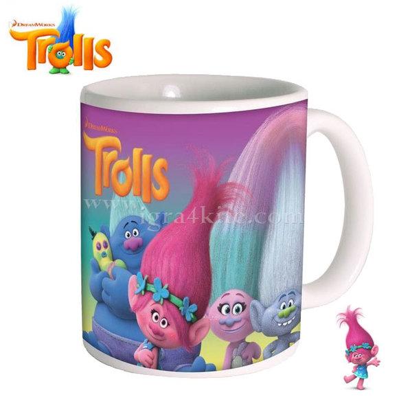 Trolls - Порцеланова чаша Тролчета 1941539