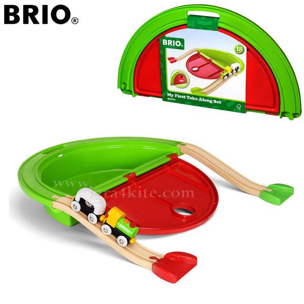 Brio - Моето първо преносимо влакче 33711