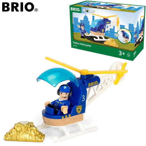 Brio - Полицейски хеликоптер 33828