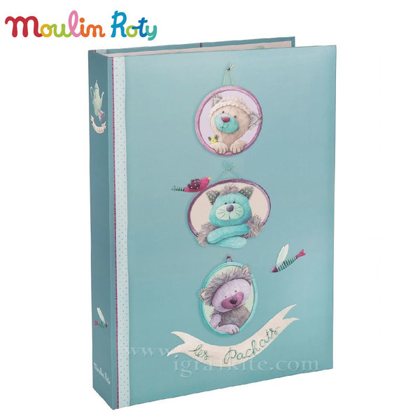 Moulin Roty - Бебешки албум за снимки 660311