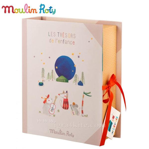 Moulin Roty - Кутия за съхранение на бебешки спомени 659107