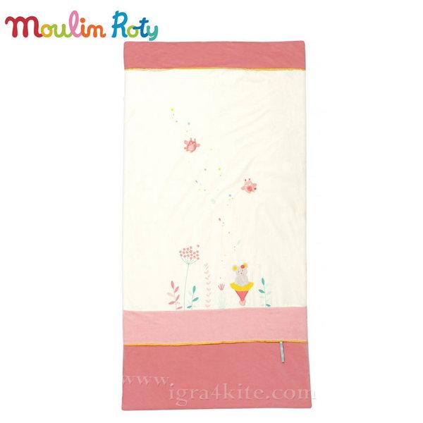 Moulin Roty - Бебешко одеяло Мишлето балеринка 657099