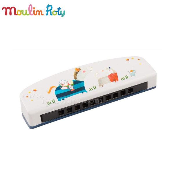 Moulin Roty - Детска хармоника 659326