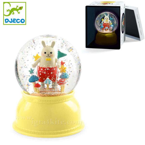 Djeco - Нощна лампа Малкото зайче dd03403