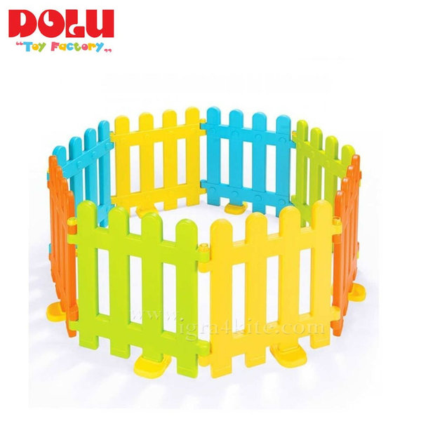 Dolu - Детска ограда площадка за игра 3015