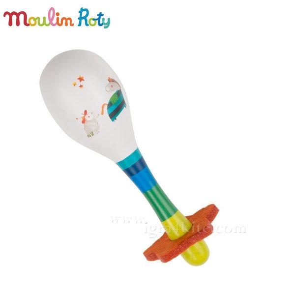 Moulin Roty - Детски маракас 659337