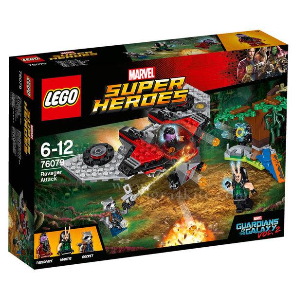 Lego 76079 Super Heroes - Нападение на Ravager