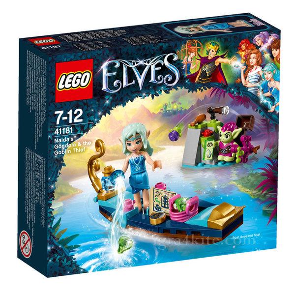 Lego 41181 Елфи - Гондолата на Найда и гоблинския крадец
