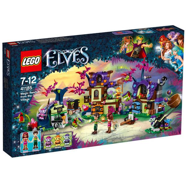 Lego 41185 Елфи - Магическо спасяване от селището на гоблините
