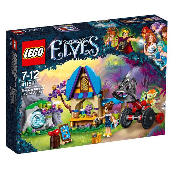Lego 41182 Елфи - Заляването на Софи Джоунс