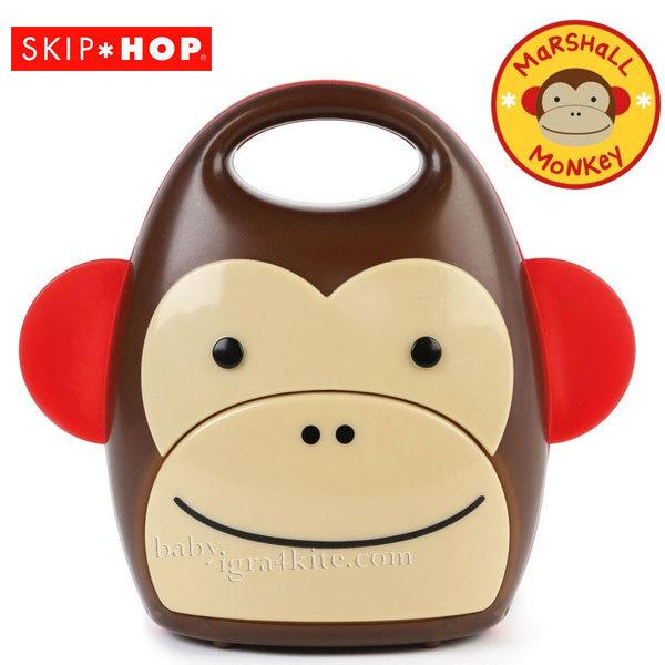 Skip Hop - Преносима нощна лампа Маймунка 185201