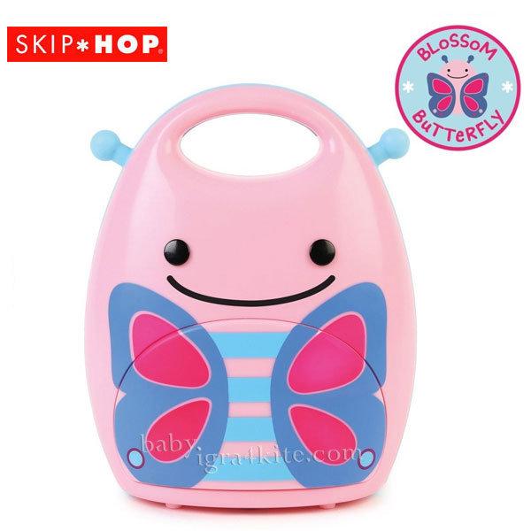 Skip Hop - Преносима нощна лампа Пеперуда 185202