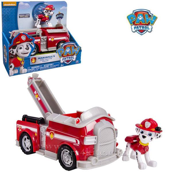 Paw Patrol - Пожарникарската кола на Маршал 43000