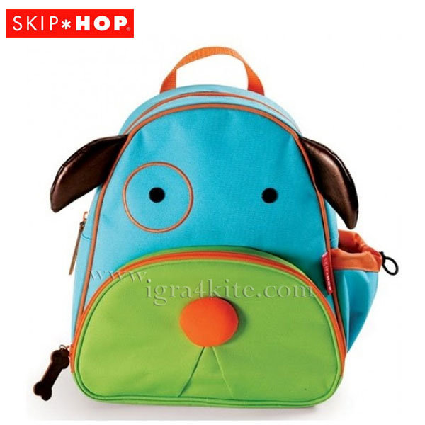 Skip Hop - Раница за детска градина Zoo Кученцето Дарби 210201