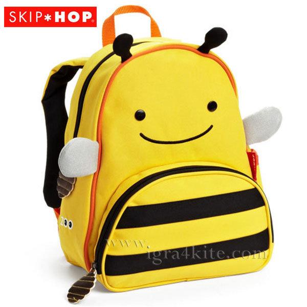 Skip Hop - Раница за детска градина Zoo Пчеличката Бруклин 210205