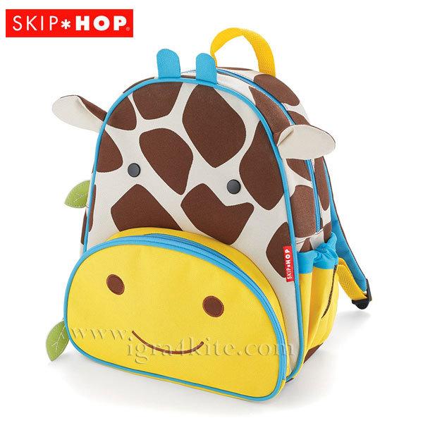 Skip Hop - Раница за детска градина Zoo Жирафчето Джулс 210216