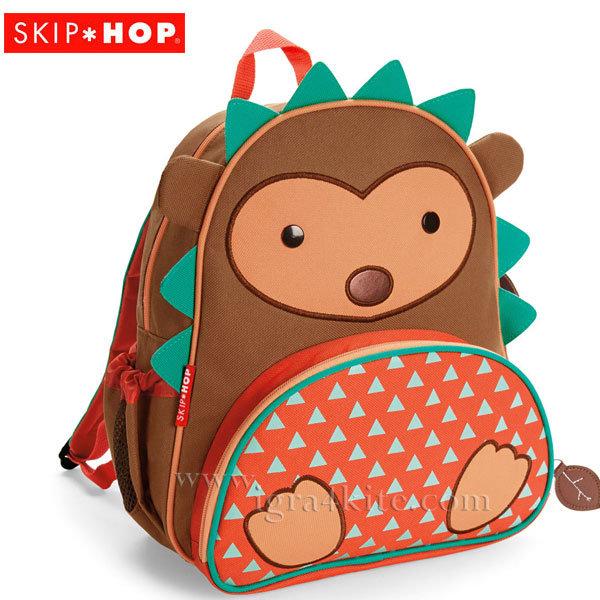 Skip Hop - Раница за детска градина Zoo Таралежът Хъдсън 210221