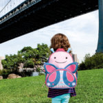 Skip Hop - Раница за детска градина Zoo Пеперудката Блосъм 210225