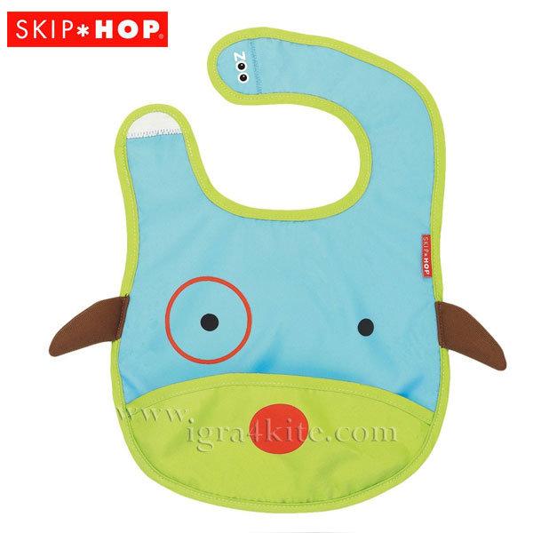 Skip Hop - Бебешки лигавник Zoo Кученцето Дарби 232101