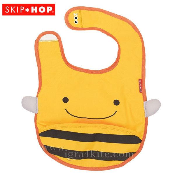 Skip Hop - Бебешки лигавник Zoo Пчеличката Бруклин 232105