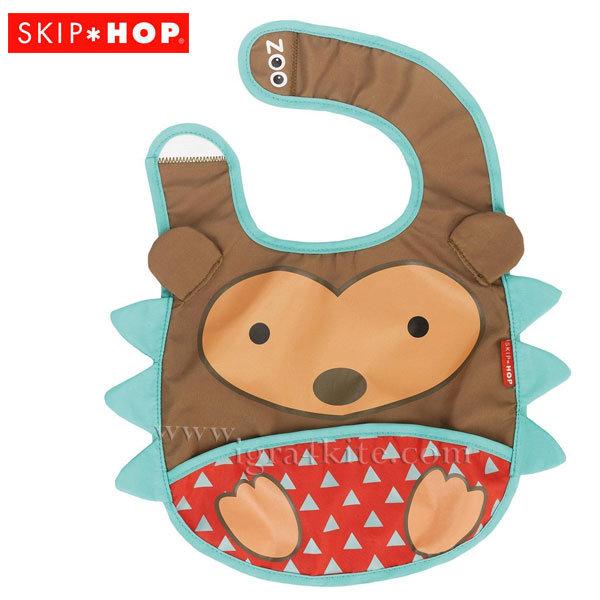 Skip Hop - Бебешки лигавник Zoo Таралежът Хъдсън 232120
