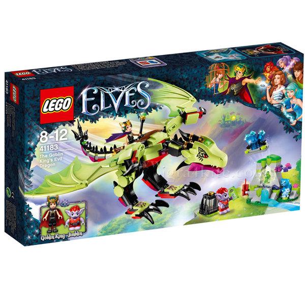 Lego 41183 Елфи - Злият дракон на краля на гоблините
