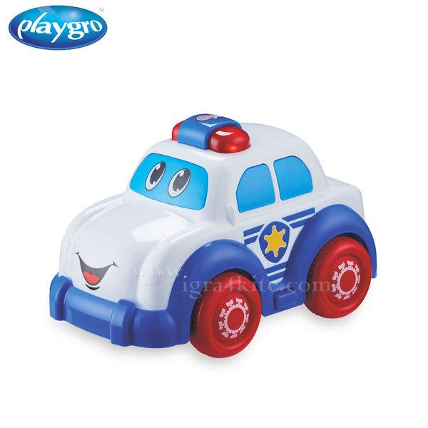 Playgro - Полицейска кола със светлина и звук 0708