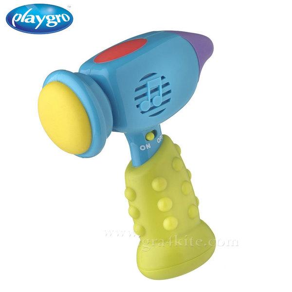 Playgro - Музикална играчка Чукче 0710