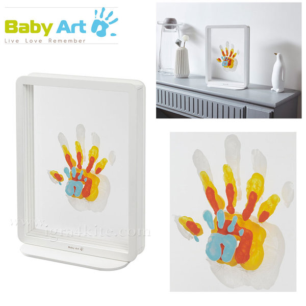 Baby Art - Семеен отпечатък с боички 00056