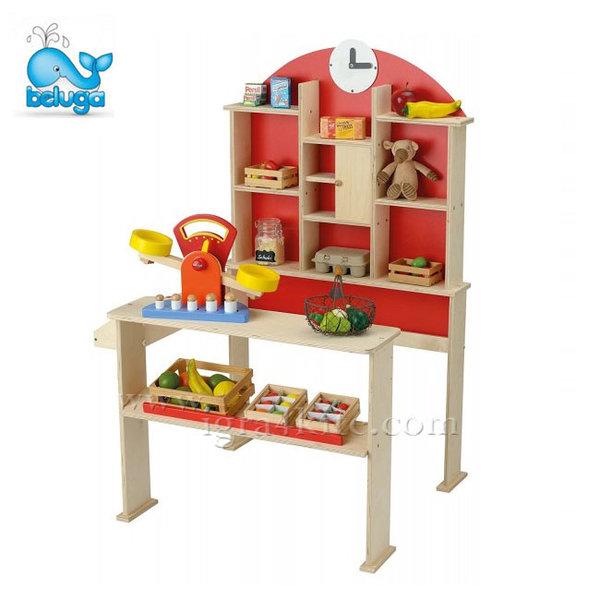 Beluga - Дървен супермаркет 30863