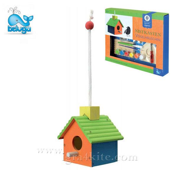 Beluga - Дървена къщичка за птички 30900