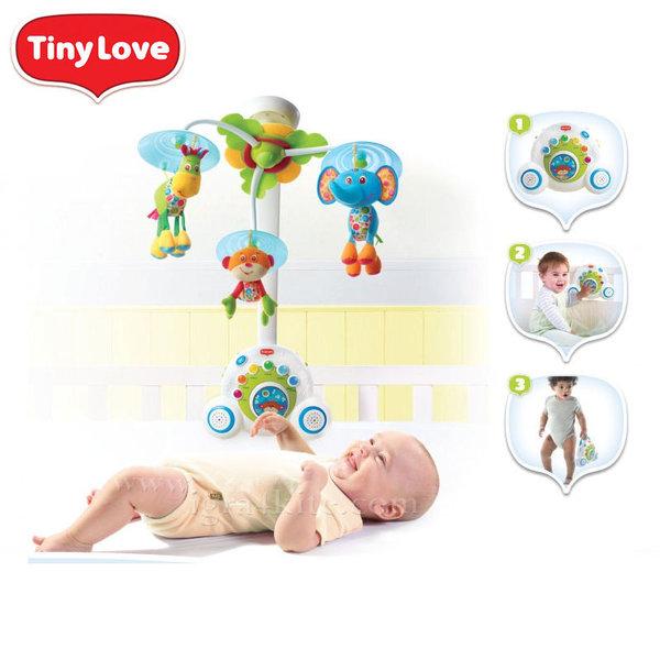 TINY LOVE Музикална въртележка за легло Soothe 'n Groove 0208