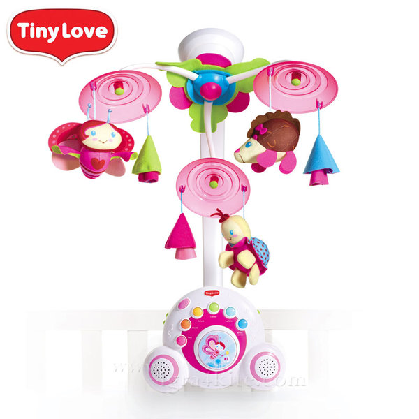 TINY LOVE Музикална въртележка за легло Soothe 'n Groove 0213