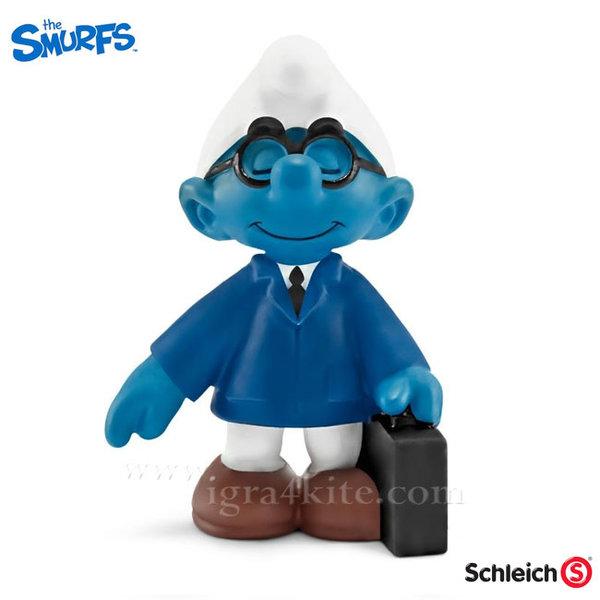 Schleich - Фигурка Смърф Търговец 20774