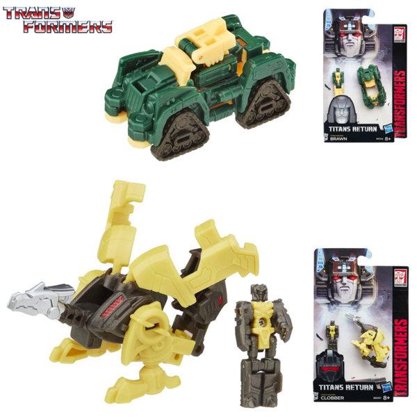 Transformers - Трансформърс Титаните се завръщат b4697