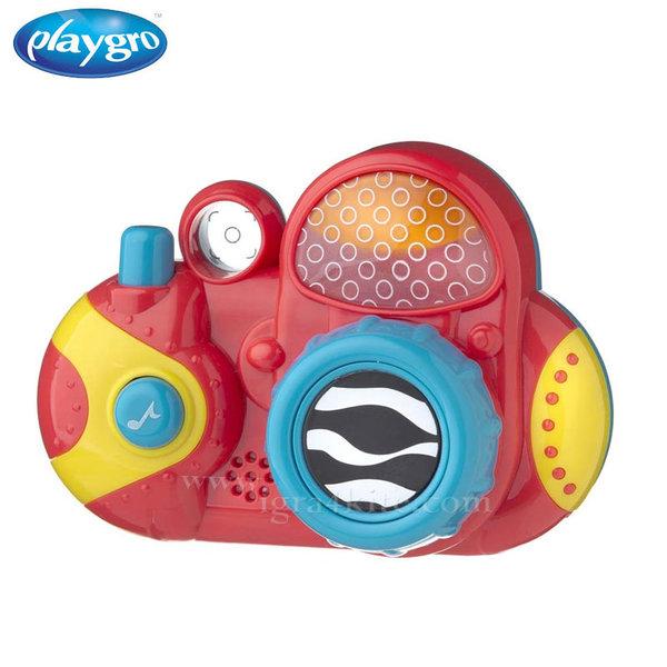 Playgro - Детски фотоапарат със звук и светлина 0706