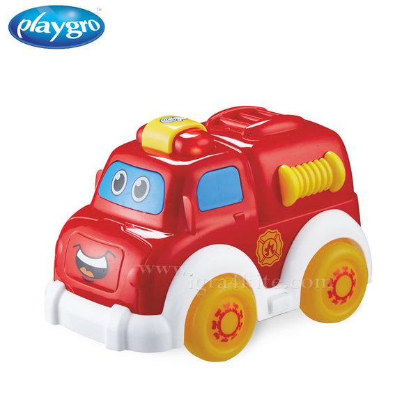 Playgro - Пожарникарски камион със светлина и звук 0707