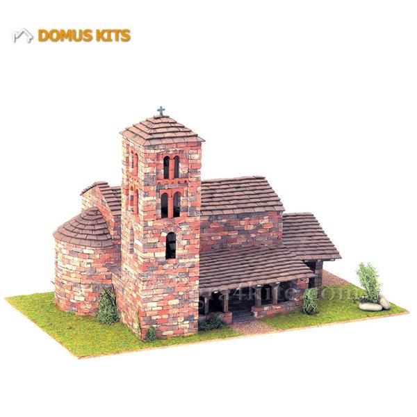 Domus Kits - Направи си Църква St. Joan de Caselles 40076