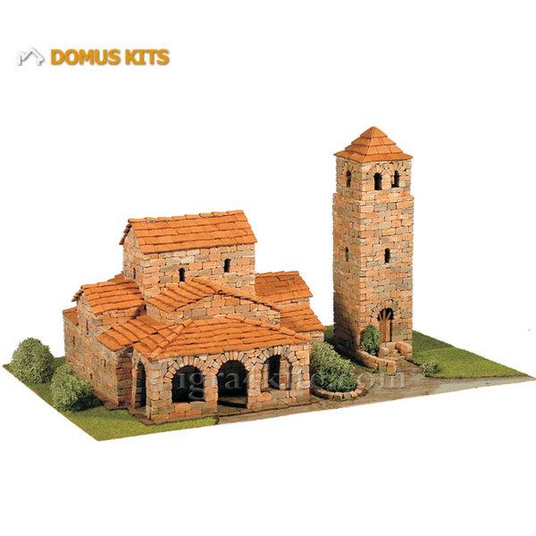 Domus Kits - Направи си Църква Sta. Maria de Lebena 40093