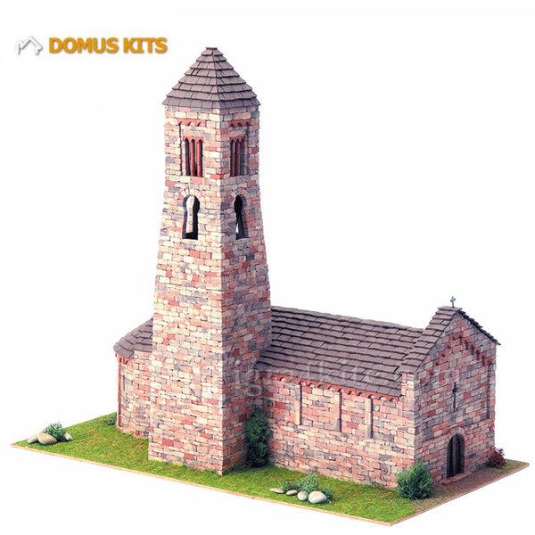Domus Kits - Направи си Църква  St. Climent Coll de Nargó 40077