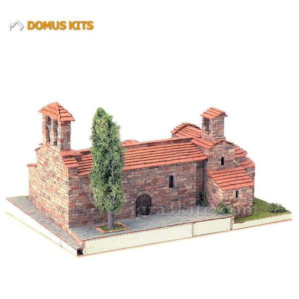 Domus Kits - Направи си Църква St. Pere d´Egara 40801