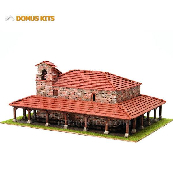 Domus Kits - Направи си Църква St. Adrian de Argineta 40097