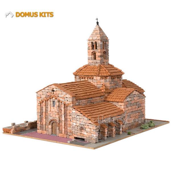Domus Kits - Направи си Църква St. Maria d´Egara 40802