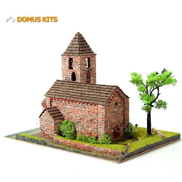 Domus Kits - Направи си Църква Sta. Maria de Coll 40098