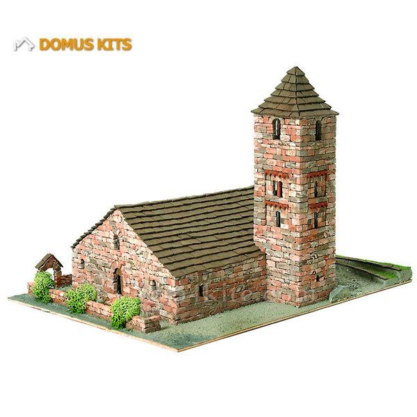 Domus Kits - Направи си Църква St. Joan de Boi 40099