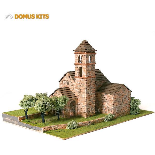 Domus Kits - Направи си Църква St. Feliu de Barruera 40501