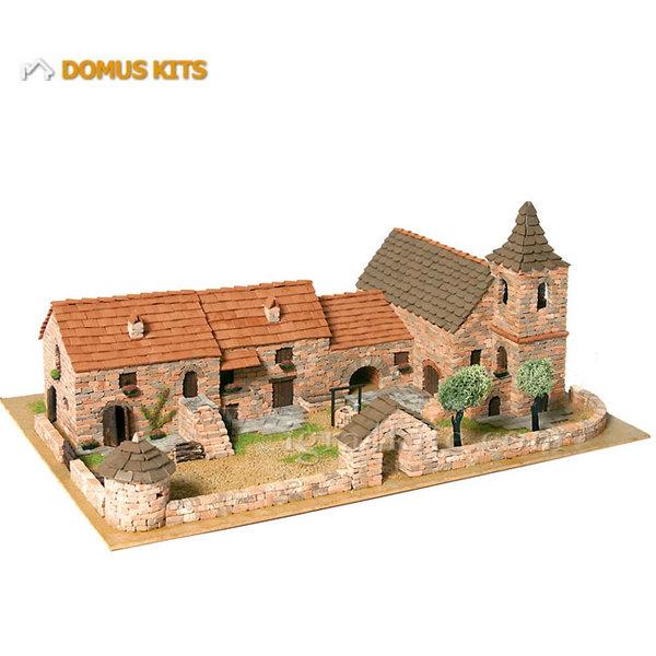 Domus Kits - Направи си Диорама църковен комплекс 40214