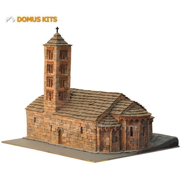 Domus Kits - Направи си Църква Stа. Maria de Taull 40503