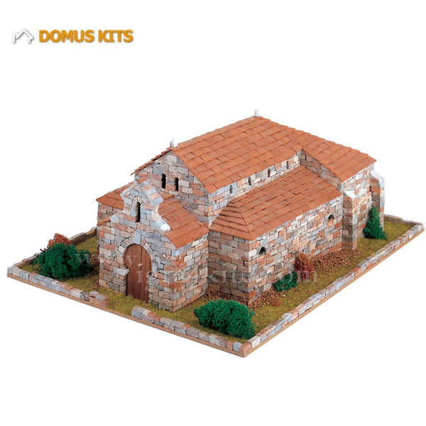 Domus Kits - Направи си Църква St. Juan de Baños 40086